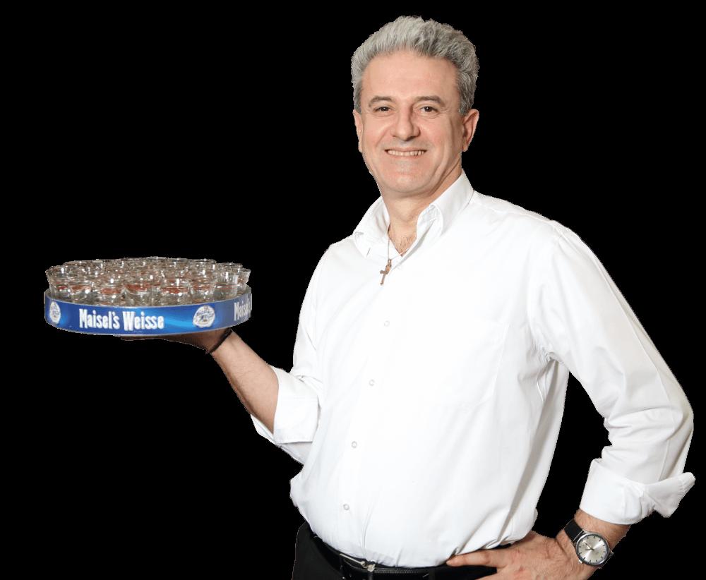 Restaurant Delphi Neuenehagen Chef