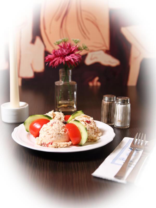 Restaurant Delphi Neuenhagen Schafskäse