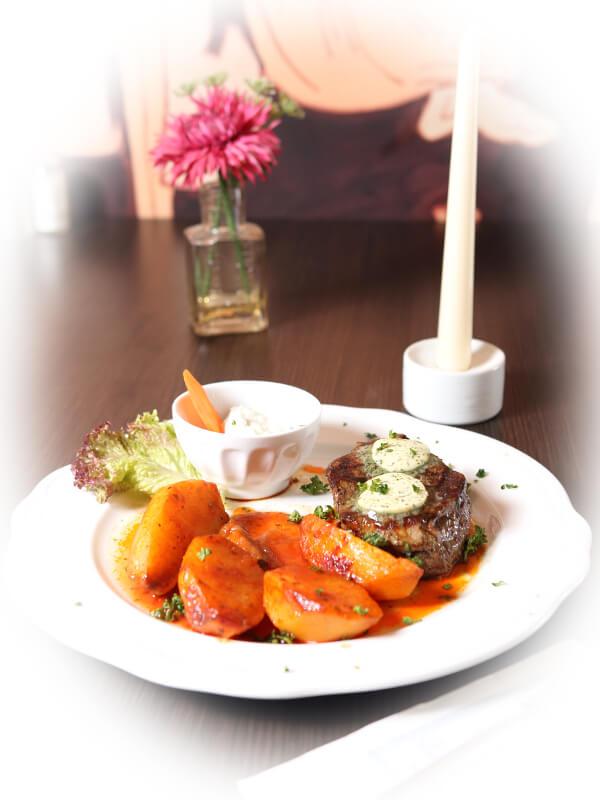 Restaurant Delphi Neuenhagen Steak