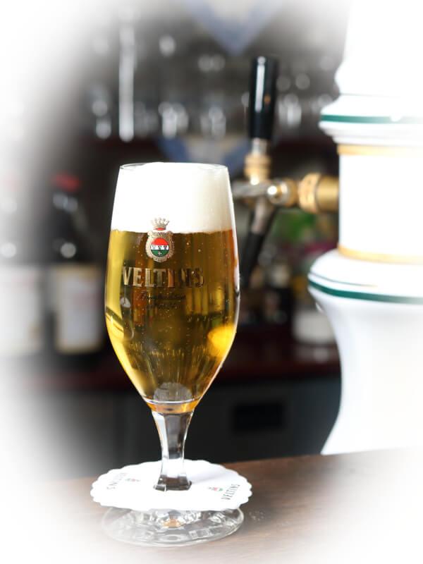 Restaurant Delphi Neuenhagen Bier